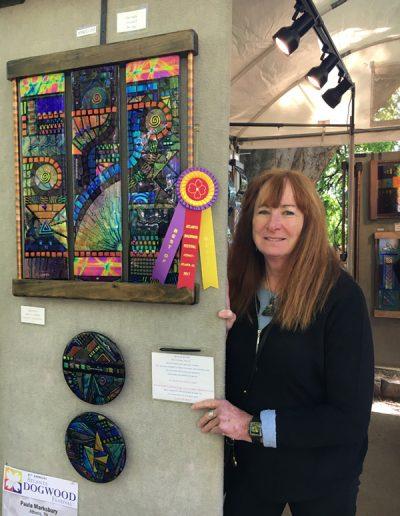 Paula Marksbury, Glass