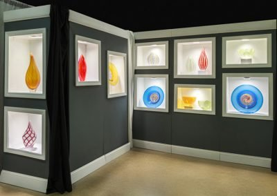 David Russell, Glass, Booth 25