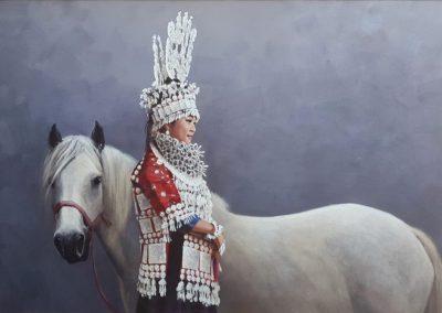 Zu Sheng Yu, Painting: Oil, Acrylic, Booth 206
