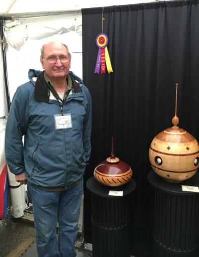 Wood: Tim Niewiadomski