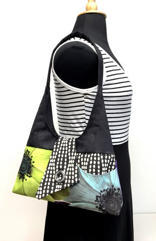 Lime Flower Joyful Tote - Jessica Joy