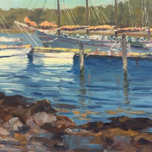 Early Morning Bar Harbor - Brian Murphy