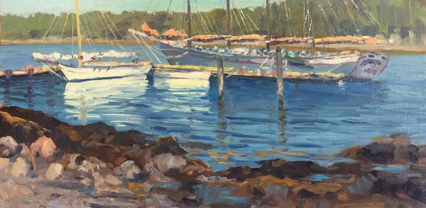 Early Morning Bar Harbor - Brian Murphy