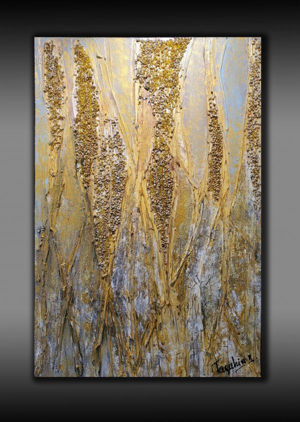 Golden Grains - Taguhi Erzrumyan