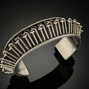 Spiky Cuff - Hannah Long