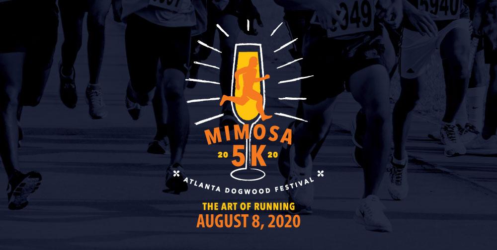 Atlanta Dogwood Festival Mimosa 5K 2020