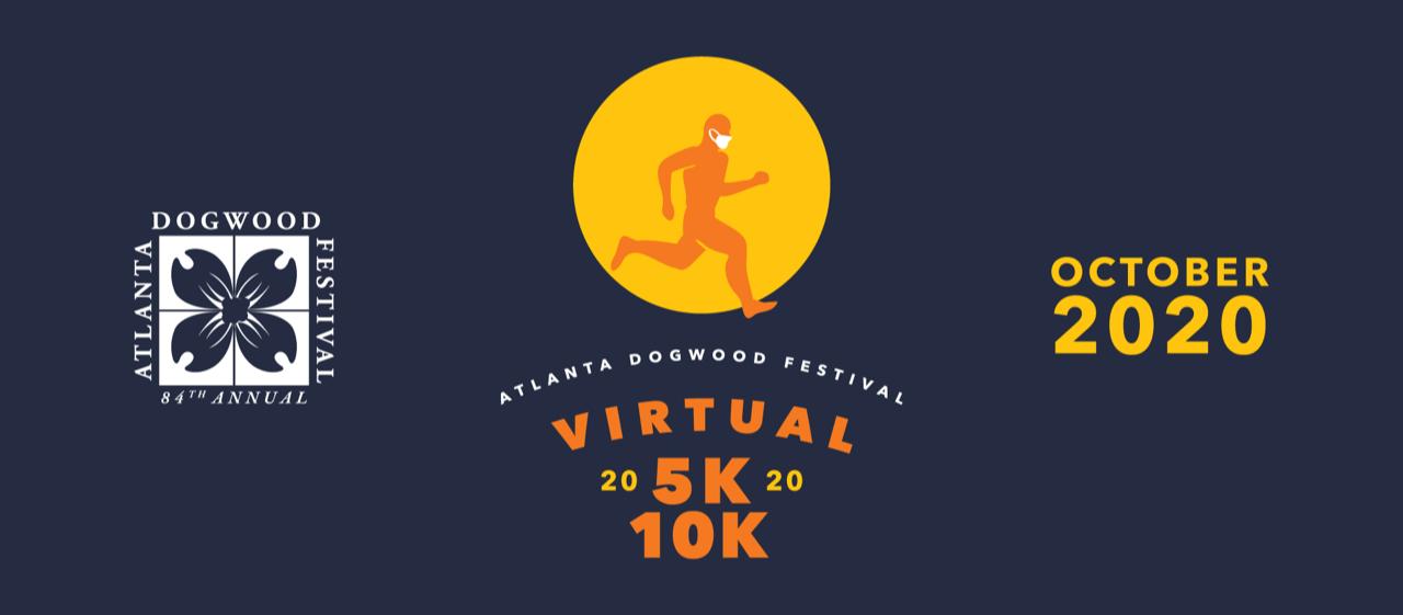 Atlanta Dogwood Festival Virtual Run