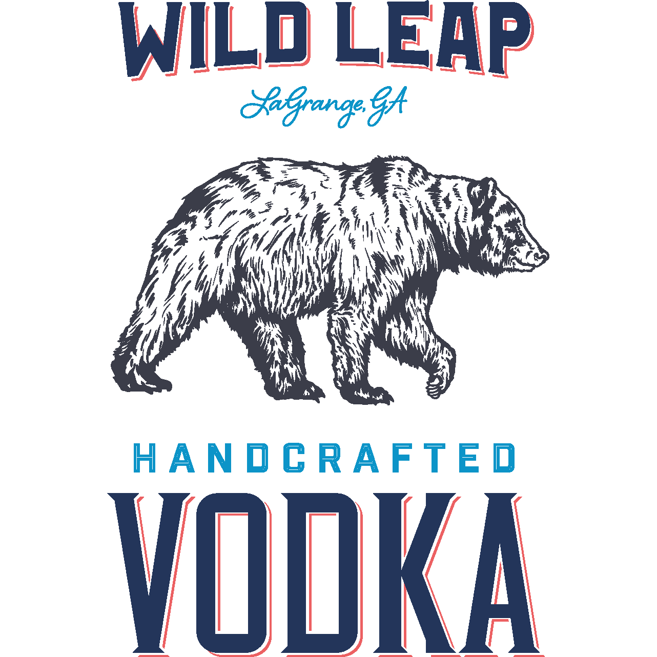 Wild Leap Handcrafted Vodka