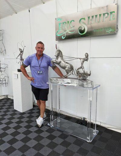 Eric Shupe, Metal, Booth 122